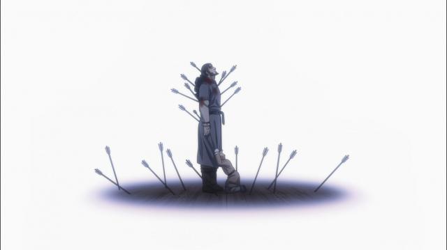 Thors e Thorfinn, o último abraço de pai e filho