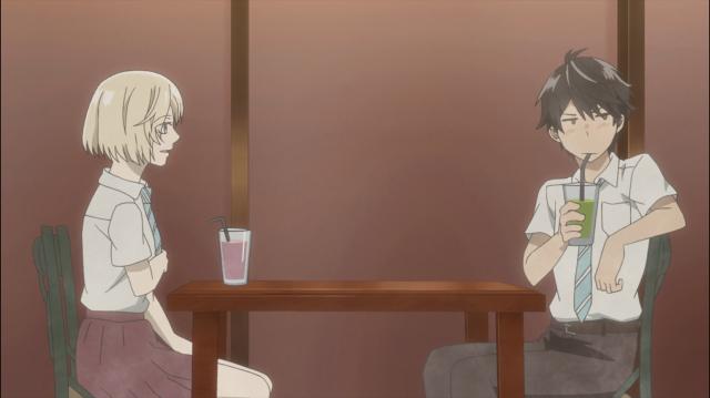 Sugawara e Izumi se dão surpreendentemente bem