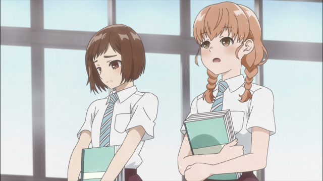 """Onodera morta de preocupação sobre o """"encontro"""" da Sugawara com o Izumi, mas sem coragem de encarar qualquer um deles"""