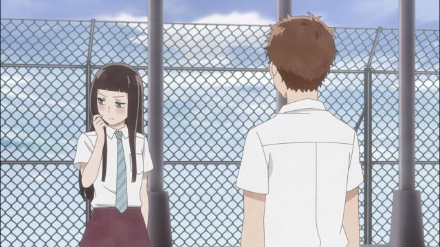 Sonezaki quer namorar mas não quer que ninguém saiba, e Amagi está ficando frustrado