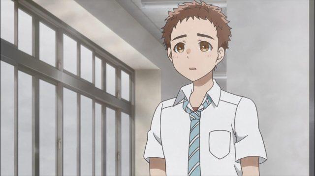 Amagi está sendo alienado pela Sonezaki