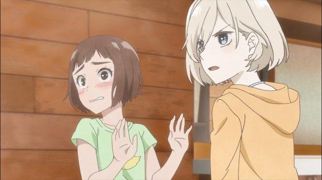 Sugawara anormalmente irritada com Onodera