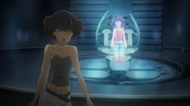 Angela furiosa ao descobrir seu holograma