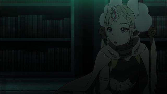 Tilarna esperava alguma palavra de cuidado do Kei