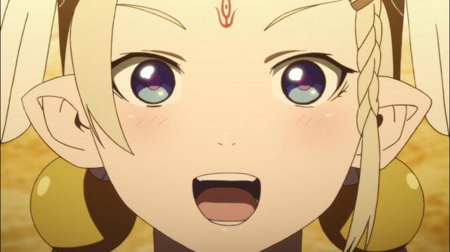 Tilarna feliz quando Kei diz que vai ensinar direção para ela