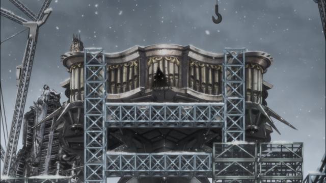 O Castelo de Tifauges, ou o que restou dele