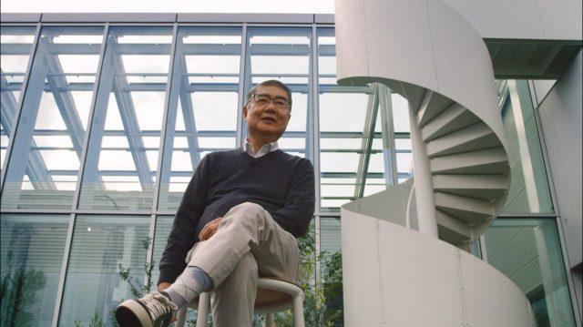 Kozo Morishita, presidente da Toei