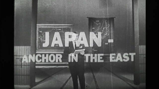 Trecho de Japan - Anchor in the East, usado em Universo Anime