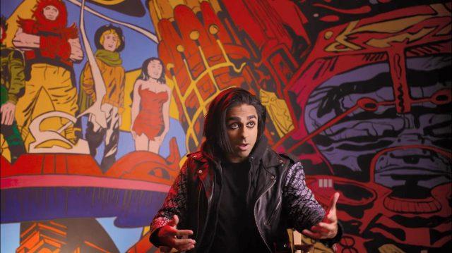 Adi Shankar, produtor de Castlevania