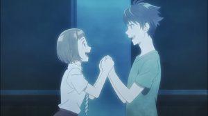 Onodera e Izumi finalmente se entendem