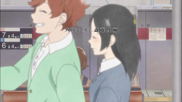 Sugimoto continua entediando garotas - espero que essa não tenha que passar pelo que a Momoko passou ao tentar terminar com ele