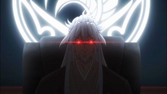 Fudou Kazanari, vilão traiçoeiro