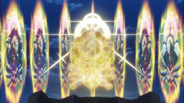 O poder divino parece imune a qualquer dano normal