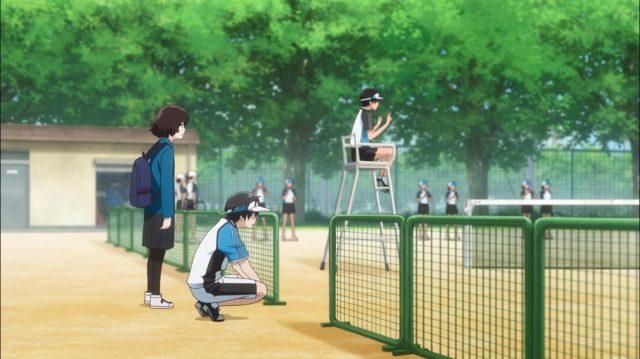 Kanako pergunta a Itsuki se ele gosta de alguma garota do clube feminino