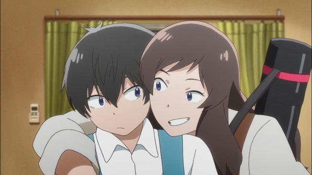Maki e sua mãe, Aya, uma dupla sui generis