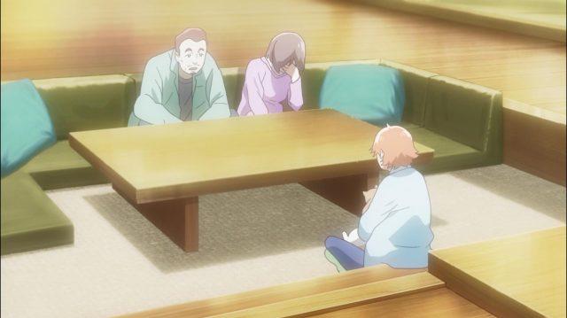 Quando os pais de Rintarou revelaram que ele é adotado
