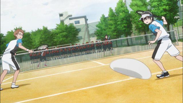 Maki e Touma não têm chance