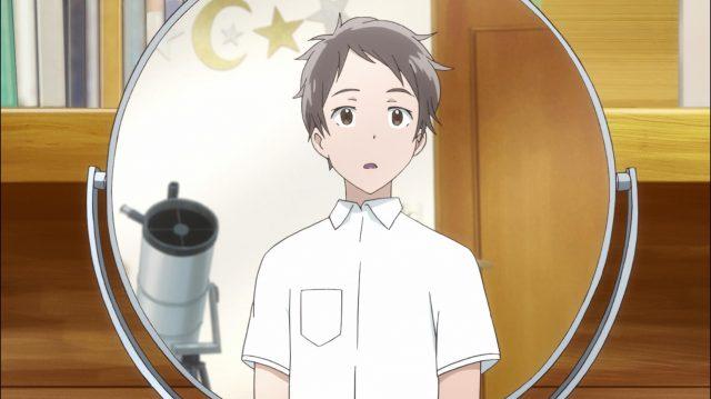 Yuuta ainda está em conflito com sua identidade, a única certeza por enquanto é que ele não é um garoto