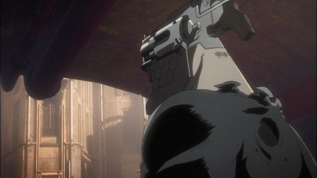 Juuzou não pode continuar dando as costas para tudo para sempre