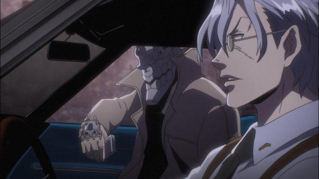 A contragosto, Juuzou e Cronen caçam Gondry juntos