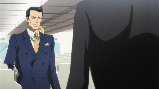 O responsável pela bolha imobiliária e pelo assassinato do primeiro episódio é preso por agentes do Ministério de Assuntos Estrangeiros