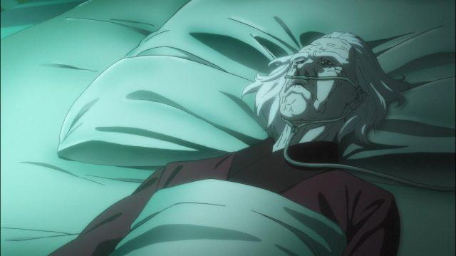 O pai de Shizuka é ... esquisito