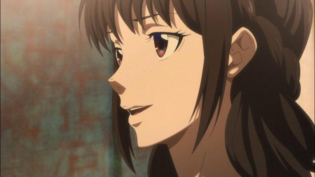 Shimotsuki admite que Kazumichi se tornou executor graças à Akane