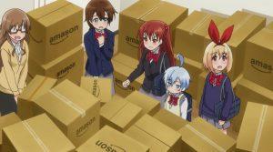 Tsurumaki sensei e o seu problema com acumulação
