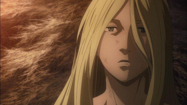 Lydia, mãe de Askeladd e descendente de Artorius
