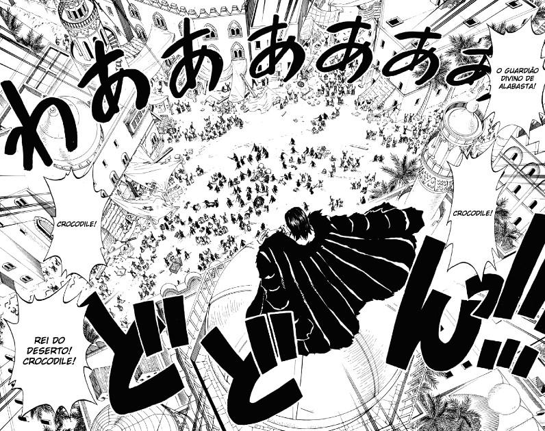 Lendo One Piece (Mangá) – Parte 5: Alabasta, Alabasta primeira parte – Um  cassino no meio de um deserto   Anime21