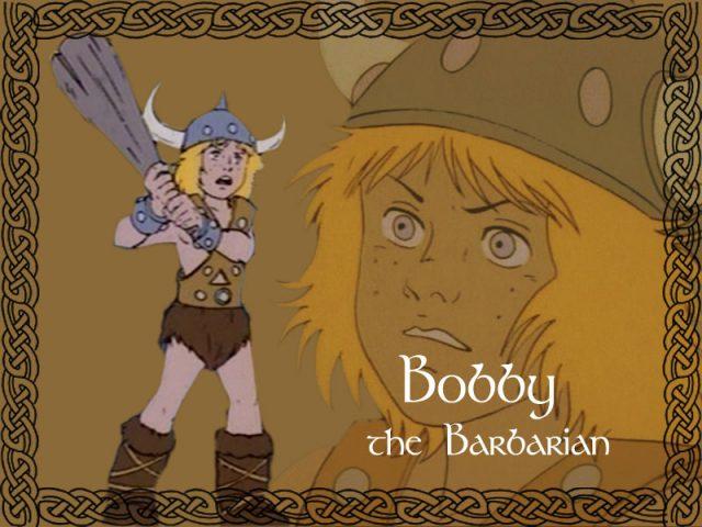 Bobby, da Caverna do Dragão