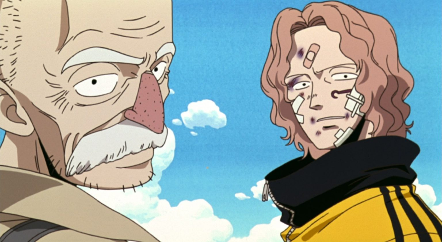 One Piece Movie 4: Dead End no Bouken - A reciclagem bem ...
