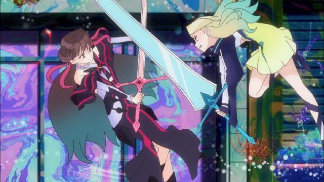 Momo enfrenta a irmã de Hiori