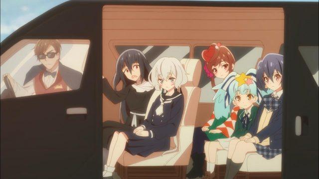 De alguma forma, Koutarou sempre sabe onde encontrar suas garotas