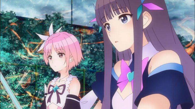 Ruka e Hiori precisam se entender