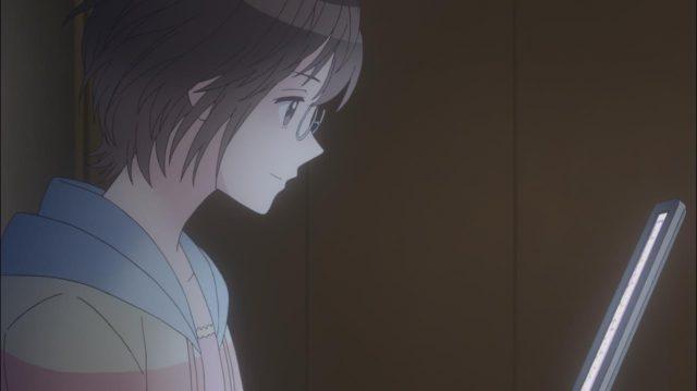 Yukiko usa a internet para criar vínculos emocionais, já que não pode sair de casa