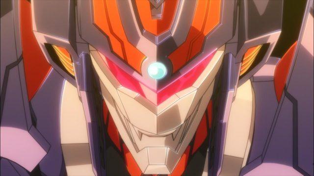 Gridknight chega ao final do episódio