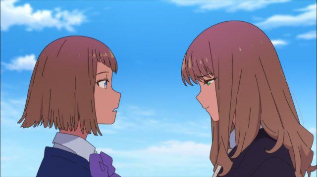 Kano e Yume se reencontram e têm uma conversa franca