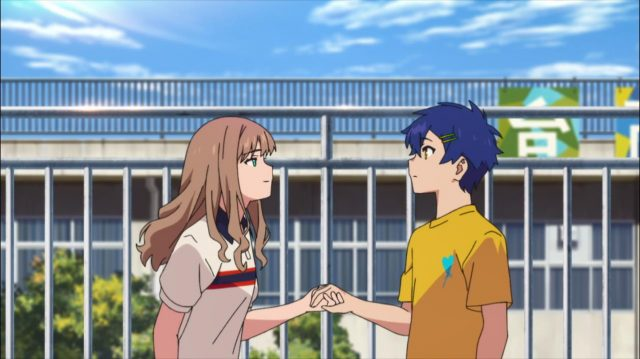 Yume e Yomogi estão muito mais próximos agora