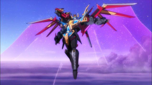 Super Dragão Rei Kaiser Gridknight