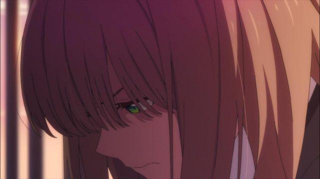 Yume mergulhou em depressão depois do encontro com Futaba, ex-namorado de Kano